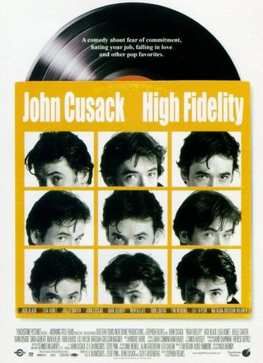 High Fidelity affiche